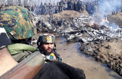 2 pilots, one civilian killed in Mi-17 chopper crash in Jammu and Kashmir's Budgam