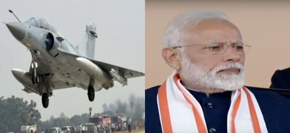 Tweeple thank PM Modi by sharing BJPs propaganda song 'Banda Apna Sahi Hai' (File Photo)