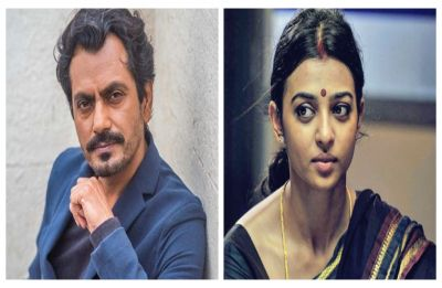 After Manjhi and Badlapur, Nawazuddin Siddiqui and Radhika Apte to reunite for Honey Trehan's directoral debut