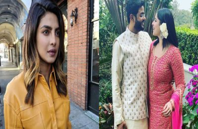 Priyanka Chopra's brother Siddharth gets engaged to Ishita Kumar, see PHOTOS from roka ceremony