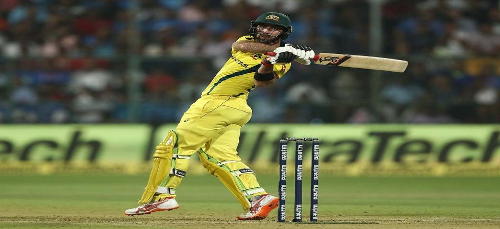 Glenn Maxwell was awarded as the man-of-the-match and series (Image Credit: Twitter)
