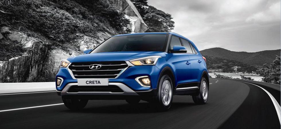 Hyundai Creta SUV crosses 5 lakh cumulative sales milestone (File Photo)