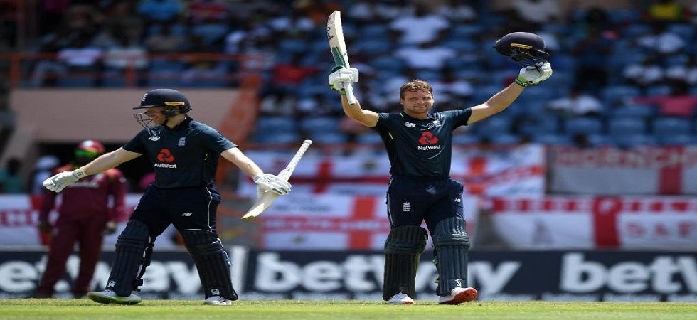 England 2-1 ahead in five-match ODI series against Windies (Image Credit: Twitter)