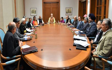 LIVE: Russian President Vladimir Putin calls PM Modi