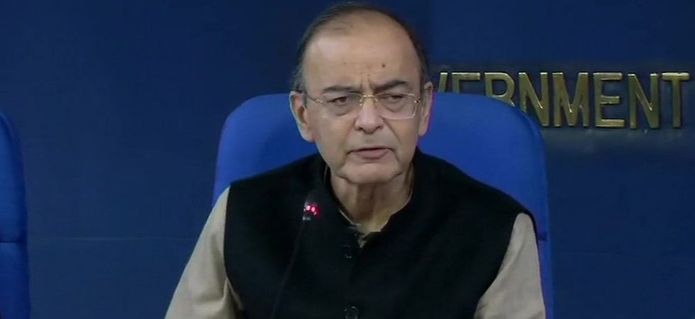 Arun Jaitley said that the ordinance provides for amendments in the Jammu and Kashmir Reservation Act, 2004. (Image Credit: ANI)