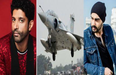Bollywood celebs demand safe return of IAF pilot held captive in Pakistan