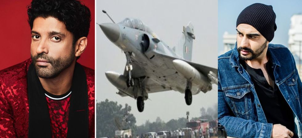 Bollywood celebs demand the safe return of the IAF pilot held captive in Pakistan (Instagram)