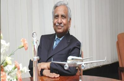 Jet Airways founder Naresh Goyal steps down as chairman of board