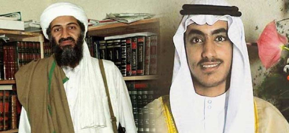 Hamza bin Laden, son of Osama bin Laden.