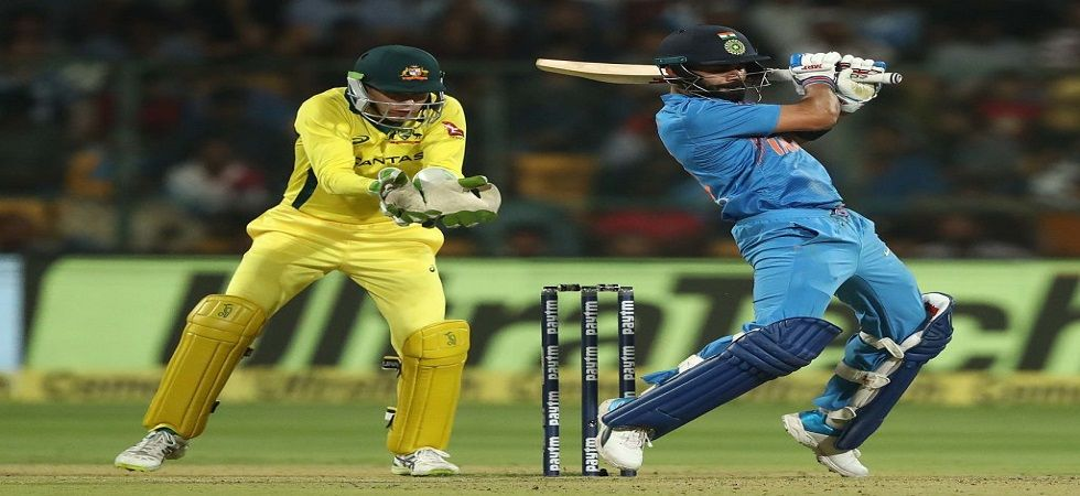 Series against Australia will be India's last assignment before the forthcoming World Cup (Image Credit: Twitter)