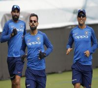 IND V AUS: India start as favorites in ODI series opener