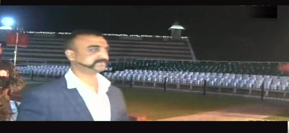 Indian Air Force Wing Commander Abhinandan Varthaman