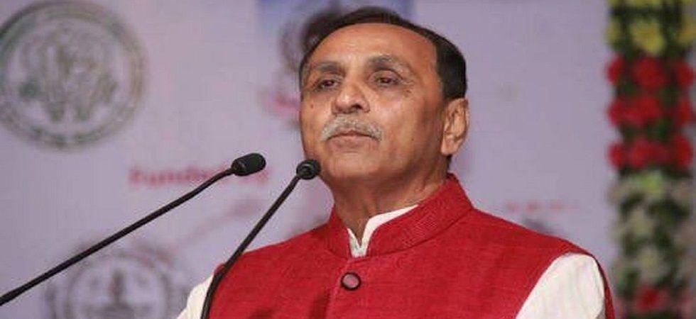 Gujarat CM Vijay Rupani admitted to UN Mehta Hospital