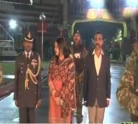IAF Wing Commander Abhinandan's aircraft reaches Delhi's Palam airport
