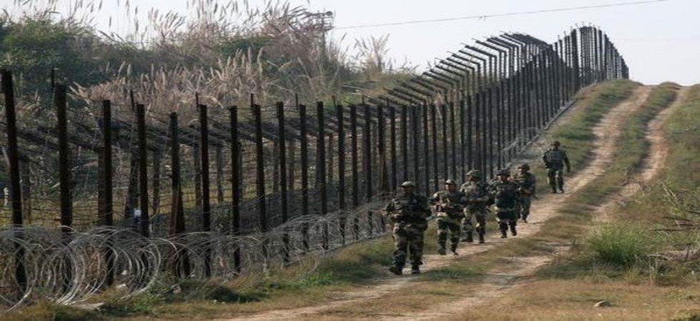 The Pakistan Army has violated the ceasefire for over 60 times during the last one week by targeting over 70 civilian and forward areas along the LoC. (Image Credit: ANI)