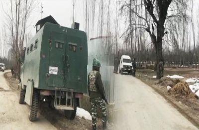 Two terrorists gunned down in J-K's Kupwara encounter, search operation underway