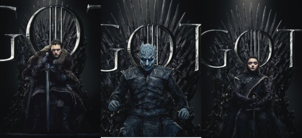 HBO's new Game of Thrones posters will leave you baffled (Twitter)