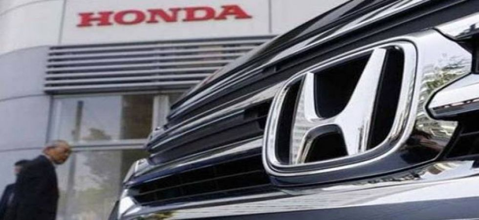 Honda Cars sales up 16 per cent to 13,527 units in February (file photo)