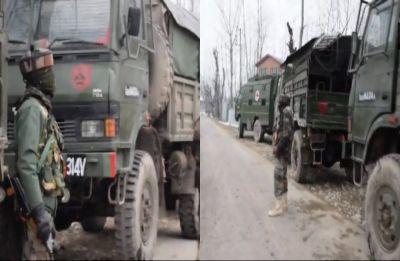 Pakistan violates ceasefire in Kamalkote area of Uri sector, civilian injured