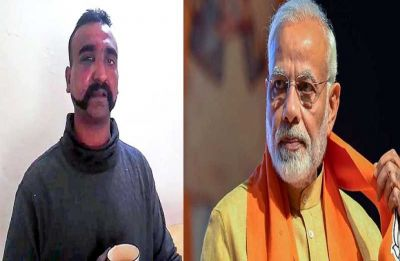 Welcome home wing commander Abhinandan, 'Vande Mataram', says PM Modi