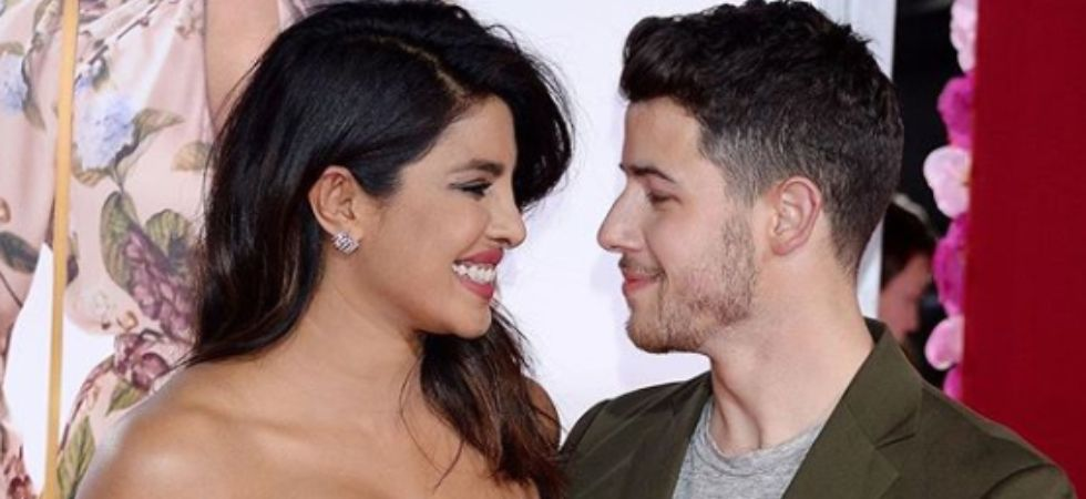 Priyanka and Nick collaborate for Jonas Brothers' music video./ Image: Instagram
