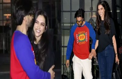 Deepika Padukone on husband Ranveer Singh: There's a very sensitive and emotional side to him