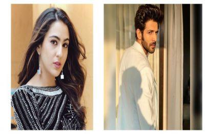 "Kartik Aaryan is legit doing a film with Sara Ali Khan, says, ""Yes, I am doing Imtiaz sir next film''"