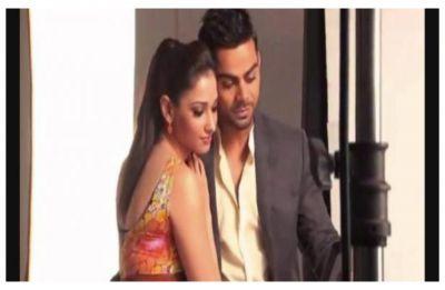 Was Virat Kohli dating Tamannaah Bhatia before Anushka Sharma? Baahubali star speaks up