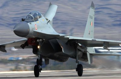 Pakistan's F-16 vs India's Sukhoi Su-30MKI - a look at air prowess of two countries