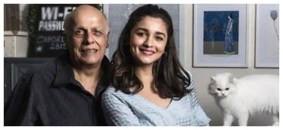 Alia Bhatt is 'scared' to be directed by dad Mahesh Bhatt (Photo: Twitter)