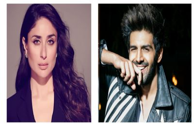 Remember when Kareena Kapoor called Kartik Aaryan 'massy'? Luka Chuppi star reacts
