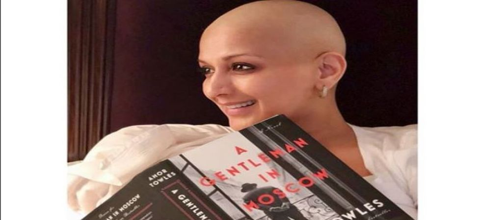 Wanted to be in charge of my narrative: Sonali Bendre on sharing cancer battle (File Photo)
