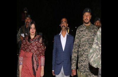 Pakistan keeps Abhinandan's pistol, returns watch, spectacles and ring: Reports