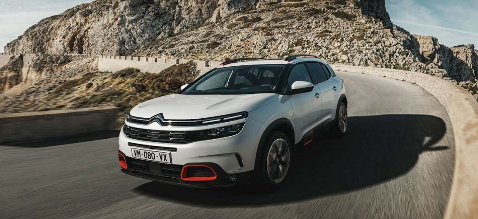 Citroen C5 Aircross SUV to hit Indian market by end of 2021, details inside (File Photo)
