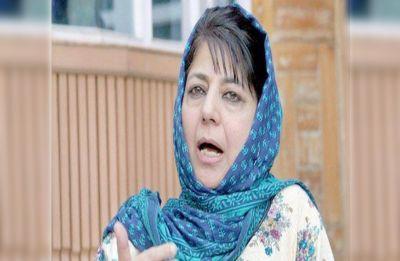 Calling those questioning veracity of Balakot strikes anti-national 'baffling': Mehbooba Mufti
