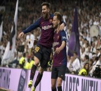 Barcelona prolong Real Madrid's pain, beat them in El Clasico to close in on La Liga title