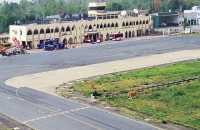 Busy with Modi's rally, no ruling alliance leader at Patna airport to receive soldier's body