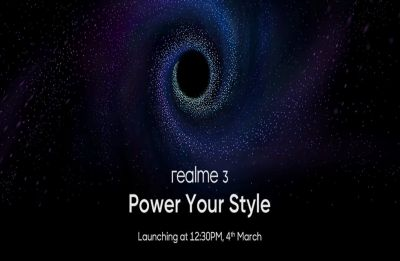 Realme 3 to launch in India today, check all details here