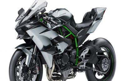 First and only Kawasaki Ninja H2R to be delivered in India today, more details inside