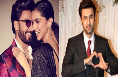 Is Ranveer Singh insecure about Deepika Padukone working with Ranbir Kapoor? The actor has epic response