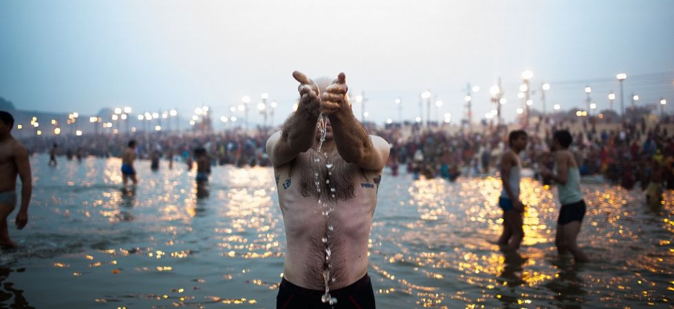 Kumbh Mela 2019: Sangam set to witness last holy dip on Mahashivratri tomorrow (File Photo)