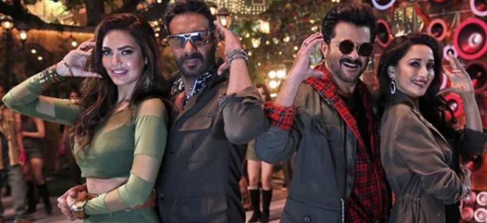 Total Dhamaal has entered Rs 100 crore club./ Image: Instagram