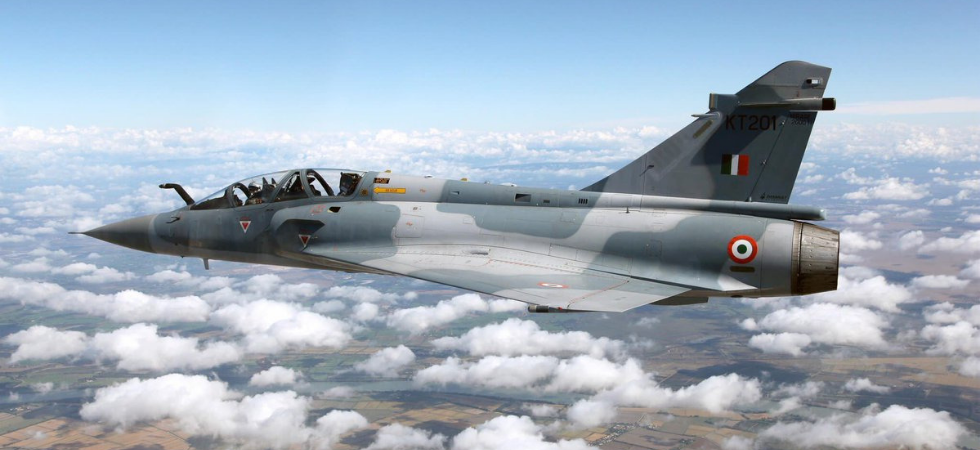 Indian Air Force Mirage 2000 (File Picture)