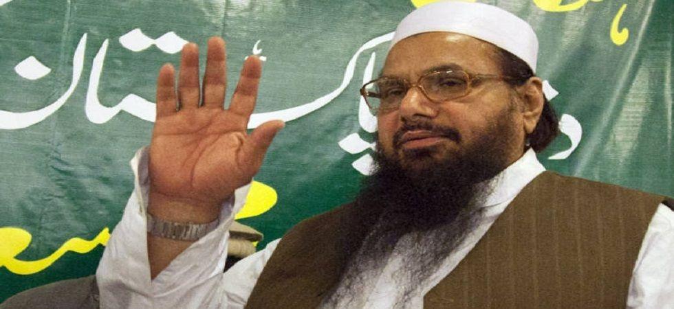 Mumbai terror attack mastermind Hafiz Saeed. (File)