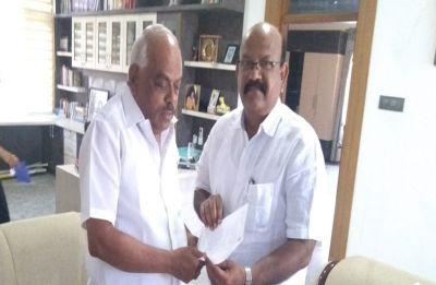 Karnataka Congress MLA Umesh Jadhav resigns from Assembly, likely to join BJP