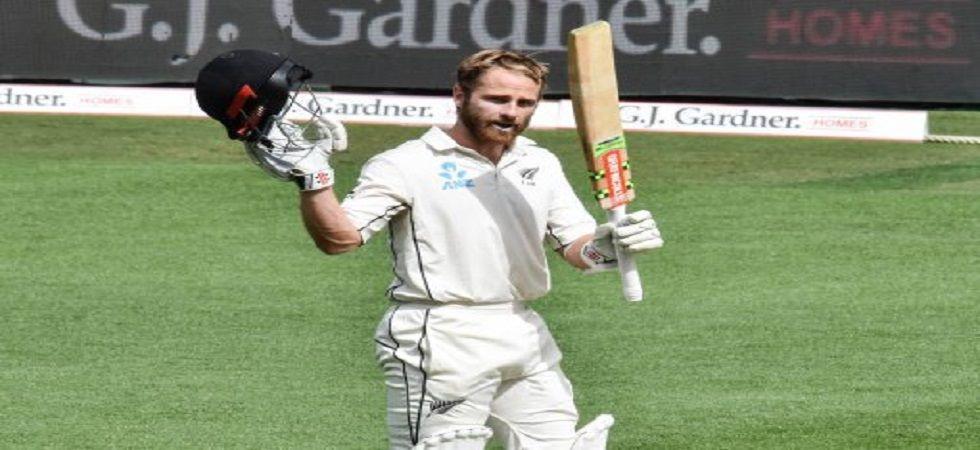 Kane Williamson went past 6000 runs in the Hamilton Test against Bangladesh. (Image credit: Twitter)