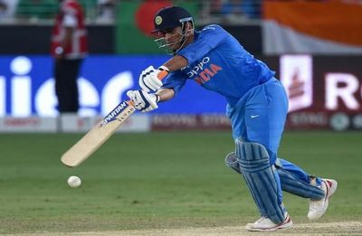 MS Dhoni enters elite list after match-winning knock in Hyderabad ODI
