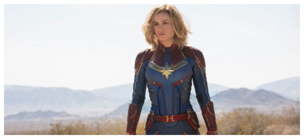 Wasn't putting on costume and playing strong: Brie Larson on 'Captain Marvel' (Photo: Twitter)