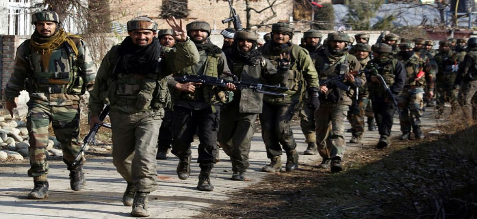 Encounter breaks out between security forces and terrorists in Jammu and Kashmir's Pulwama