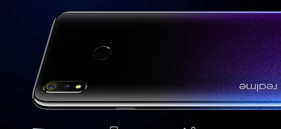 Realme 3 with dewdrop notch to go on sale on March 12 (Image credit: Flipkart website)